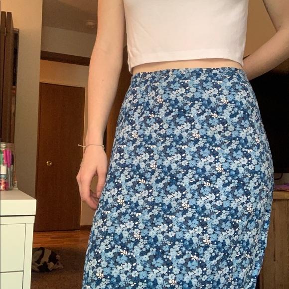 Christopher & Banks Dresses & Skirts - Floral skirt